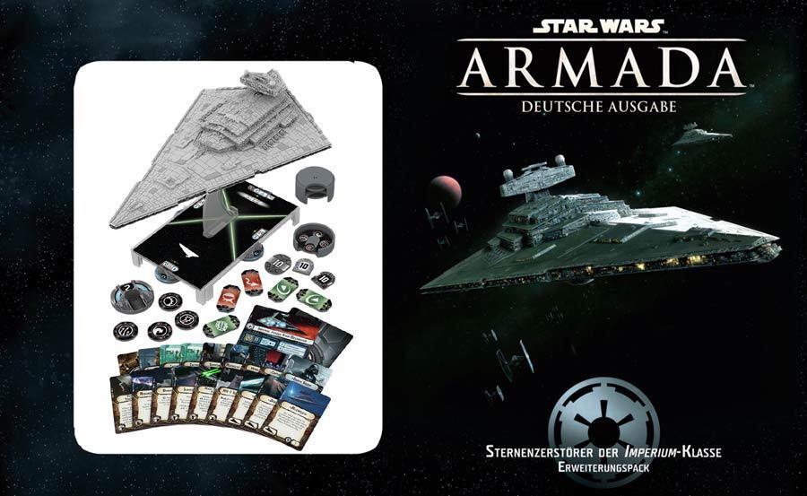 Star Wars Armada | étoiles destructeur des Empire-Classe Empire-Classe Empire-Classe [Vague 2] (de) 7056dc