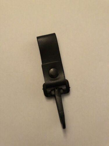 """749. Ex Police Black Nylon Key Hanger For 1.5"""" Kit Belt"""