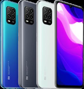 [New] Xiaomi Mi 10 Lite 5G Dual Sim 6GB/64GB - [Blue/White/Grey] [Int'l Vers.]
