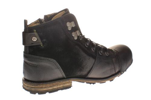 Stiefel Herren Schuhe Boots 100-black Yellow Cab Y15419 INDUSTRIAL 2-A
