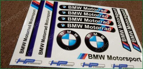 Abziehbilder & Aufkleber BMW K1600GT Motorrad Motorsport Laminated ...
