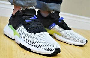 ADIDAS-ORIGINALS-POD-S3-1-New-Men-039-s-Lifestyle-Running-Shoes-Black-White