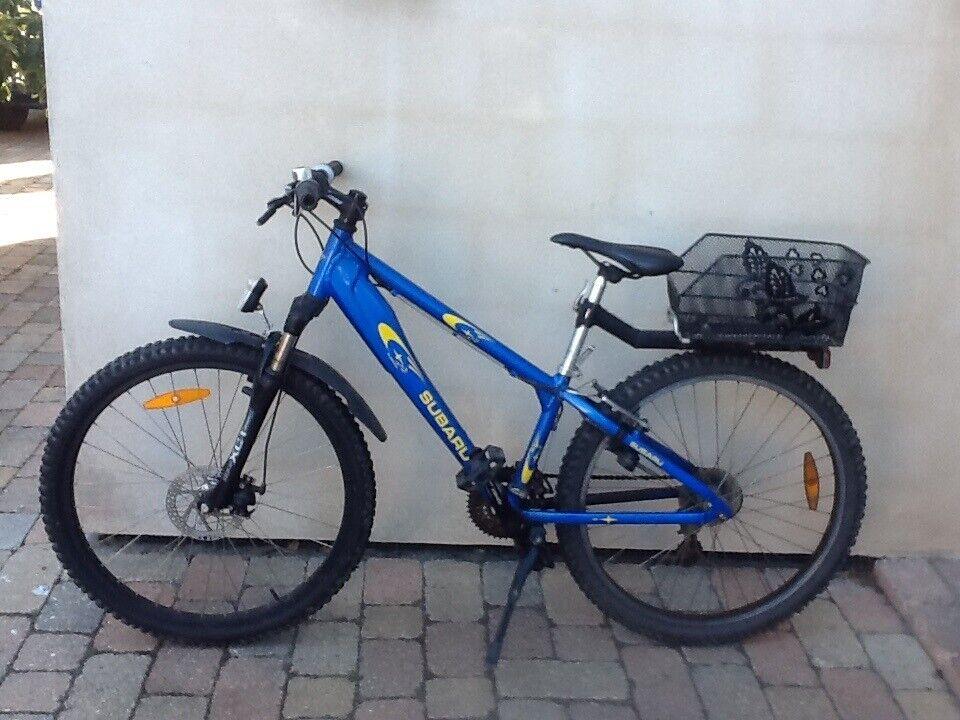 MTB Subaru, anden mountainbike, 17 tommer