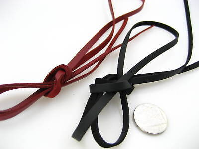 5mm Black wine PU velvet Cord soft Suede velvet Thread Bracelet crafts findings
