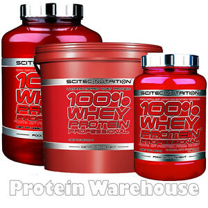 Scitec-Nutrition-100-Whey-Protein-Professional-920g-2350g-5kg-Fast-Free-P-amp-P