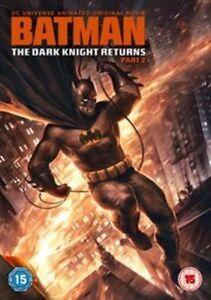 BATMAN-THE-DARK-KNIGHT-RETURNS-PART-2-DVD-2nd-Movie-Second-Film-UK-Brand-New-R2