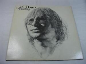 John Denver - I Want To Live - Includes Photo Liner