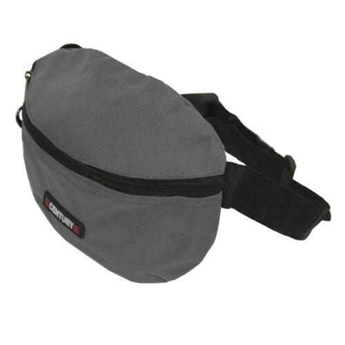 2x 2 Fächer Kinderbauchtasche Gürteltasche Bauchtasche Hüfttasche grau BW 55-70