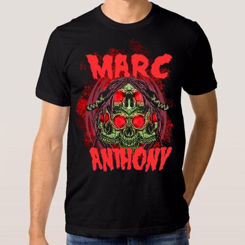 Marc Anthony Funny T-Shirt Men/'s Women/'s Punk Rock Death Metal Tee