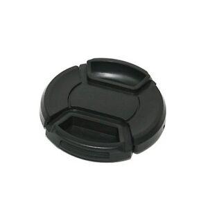 "52mm ""Snap-Cap"" Lens Cover w/Leash for Pentax or Nikon ""Kit"" lenses WW"