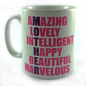 Image Is Loading AMAZING MOTHER MUM MUG CUP GIFT PRESENT