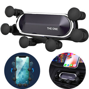 360° Auto Car Air Vent Mount Gravity Holder Stand For iPhone/Samsung/Cell Phone