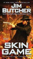 Skin Game : A Novel of the Dresden Files 15 by Jim Butcher (2015, Paperback)
