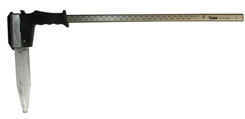 60 CM árbol cuchillo Messkluppe bosque maestro 26-2275-6 messschiene cepa cuchillo