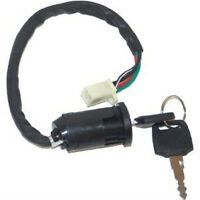 4 Wire Ignition Motor Scooter Key Switch 50 70 125 150 200 Cc Atv Pocketbike