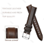 18-20-22mm-Quick-Release-Man-Leather-Watch-Band-Wrist-Strap-For-Fossil-Watch thumbnail 12