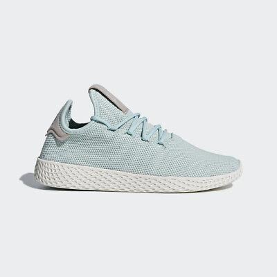 Contratado dictador bañera  NEW $140 adidas Pharrell Williams Tennis Hu Shoes Green DB2557  innovatis-suisse.ch