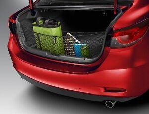 Mazda Genuine Cargo Net 0000-8K-H50