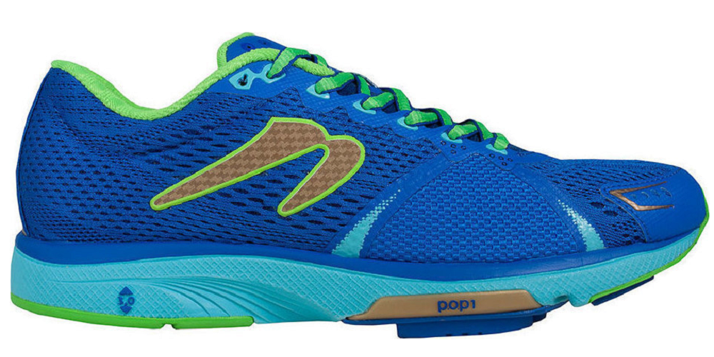 Newton Gravity V Schuhe Damen Laufschuhe Sportschuhe Turnschuhe blau blau blau W000216 WOW 5eca27