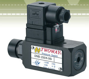 image is loading twoway hydraulic pressure switch relay valve dnb 040k