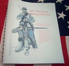 Civil War History of the 22nd Mississippi Infantry Regiment
