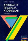 York Notes on James Joyce's  Portrait of the Artist as a Young Man by Pearson Education Limited (Paperback, 1988)