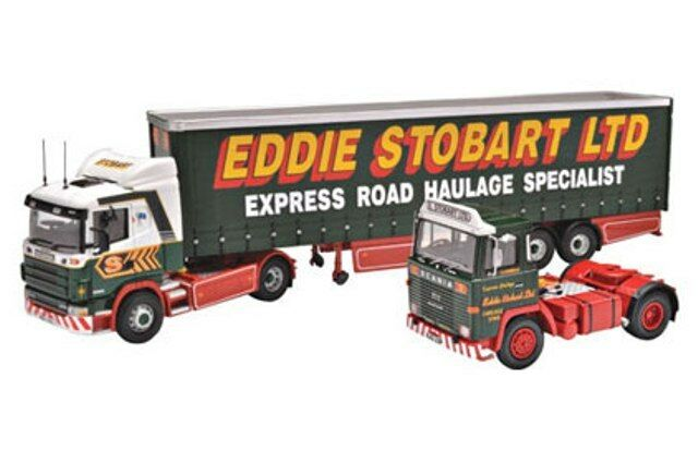 CORGI CC99203 Eddie Stobart Commémorative Set 1954 2011 DIECAST MODELS 1 50th