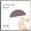 Personalised Baby Shower Carte ami soeur collègue fille maman à être Carte