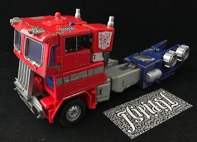 NWE Transformers G1 replica autobots leader pearl white optimus prime