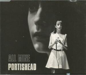Portishead-Al-Mine-1997-CD-single