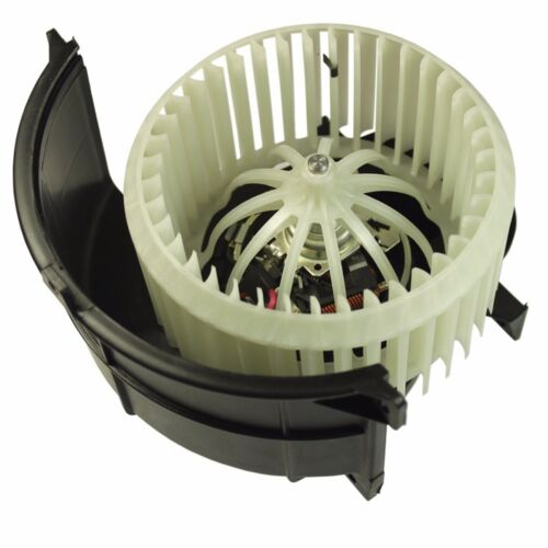 NEW Front Heater Blower Motor /& Cage for Audi Q7 Volkswagen VW Touareg
