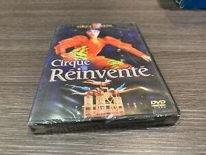 Cirque-Du-Soleil-DVD-Cirque-Reinventare-Sealed-Sigillata