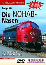 DVD Stars der Schiene 40 - Die NOHAB-Nasen