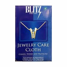 Blitz Two-Ply Jewelry Care Cleaning / Polishing Cloth