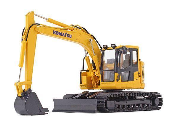 First Gear 1 50 Echelle Komatsu PC138USLC-11 à Chenille  Excavateur Bn 50-3360  prix de gros et qualité fiable