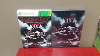 Resident Evil: Operation Raccoon City Special Edition -xbox 360 & Sealed