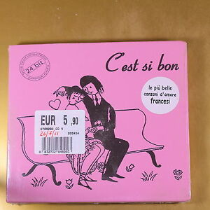 C-039-EST-SI-BON-LE-PIU-BELLE-CANZONI-FRANCESI-2007-OTTIMO-CD-AM-046