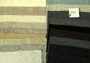 D948b upholstery fabric 18 remnants textured chenille 16 x 910 inches each Alba - Holmfirth, West Yorkshire, United Kingdom - D948b upholstery fabric 18 remnants textured chenille 16 x 910 inches each Alba - Holmfirth, West Yorkshire, United Kingdom