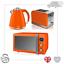 thumbnail 62 - Swan Retro 1.5L Jug Kettle 3KW, 2 Slice Toaster 815W & 20L Digital Microwave Set