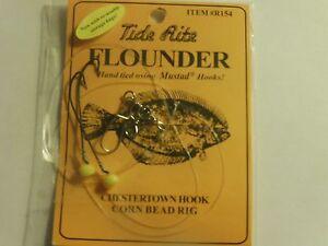 Knocker 1//2 Oz Saltwater Fishing Rigs 5 # 2 Mustad Hooks.