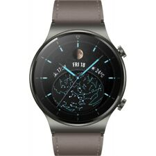 HUAWEI Watch GT 2 Pro Classic 46mm Smartwatch nebula gray OLED-Display Touch NEU