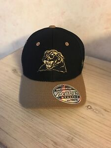 3bea96d1d Details about University of Pittsburgh Youth Pitt Panthers Hat Zephyr  Stretch Fit Brand New