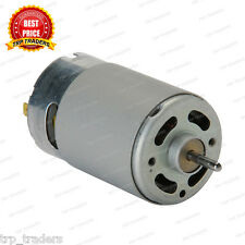 12V RS 775 High Torque DC 12V Multipurpose Brushed Motor Bigger Motor 7000 RPM
