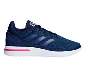 Adidas-RUN70S-F34340-Blu-Scarpe-Donna-Bambini-Sportive-Running