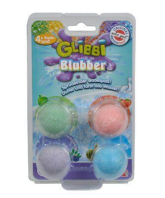 Simba Glibbi Blubber Sprudelnder Badespaß Duftet und färbt das Wasser NEU OVP