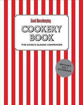 1 of 1 - Good Housekeeping Cookery Book: The Cook's Classic Companion.HARDCOVER..LIKE NEW