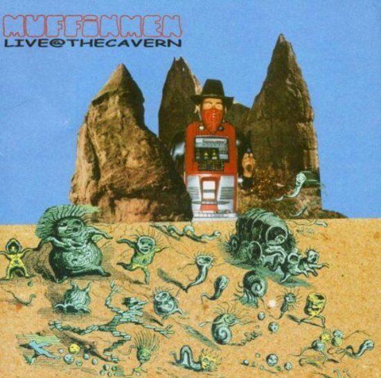Muffin Men  JIMMY CARL BLACK / ZAPPA - Live @ The Cavern CD NEU OVP