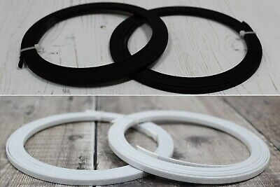 Steel Boning Tape Cotton Covered for Crinoline Tutu Dress and Corset Making