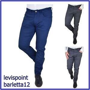 f513e82832e6 Caricamento dell'immagine in corso pantaloni-pantalone-uomo-slim-fit-jeans- estivi-cotone-