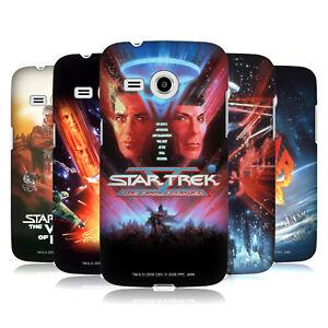 OFFICIAL STAR TREK MOVIE POSTERS TOS HARD BACK CASE FOR SAMSUNG PHONES 6